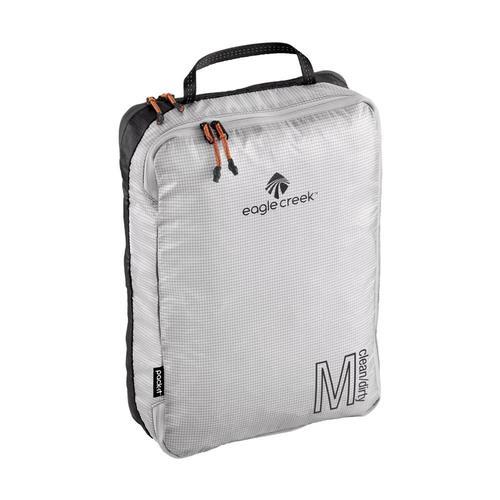 Eagle Creek Pack-It Specter Tech Clean/Dirty Cube M Blkwht_233