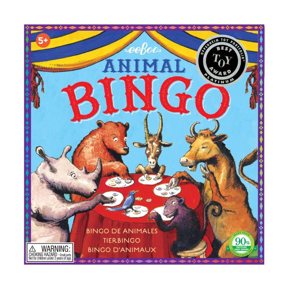 Eeboo Animal Bingo