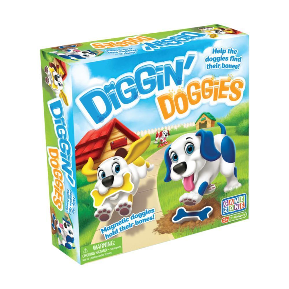 Epoch Game Zone Diggin ' Doggies