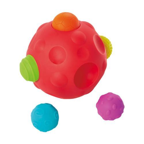 Epoch Earlyears Pop 'N Play Sensory Balls