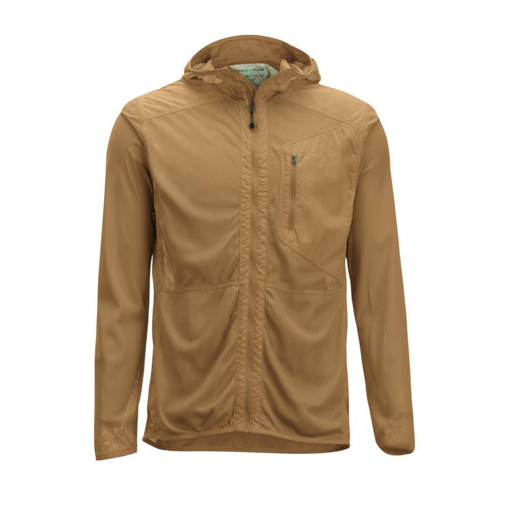 ExOfficio Men's BugsAway Sandfly Jacket SCOTCH