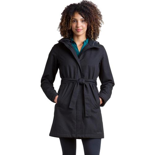 ExOfficio Women's Iona Trench Coat