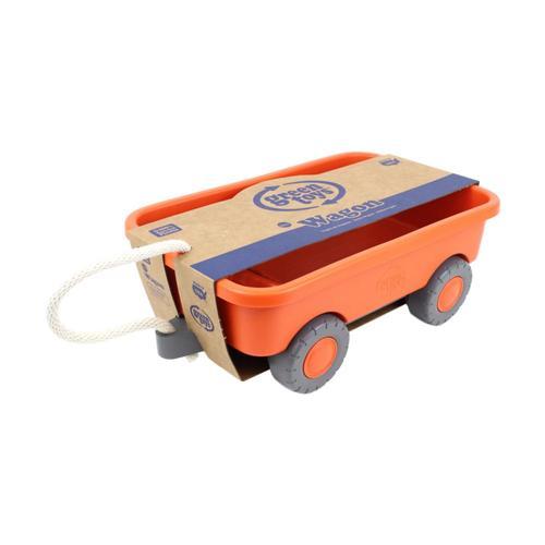 Green Toys Wagon .