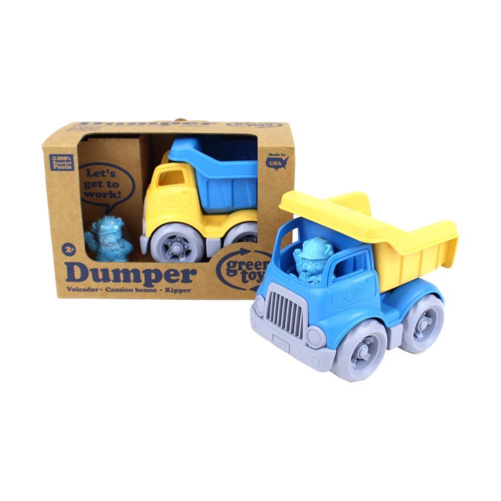 Green Toys Construction Dumper