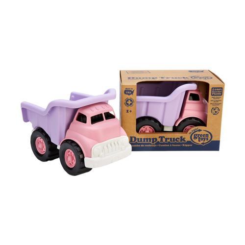 Green Toys Dump Truck - Pink Pink