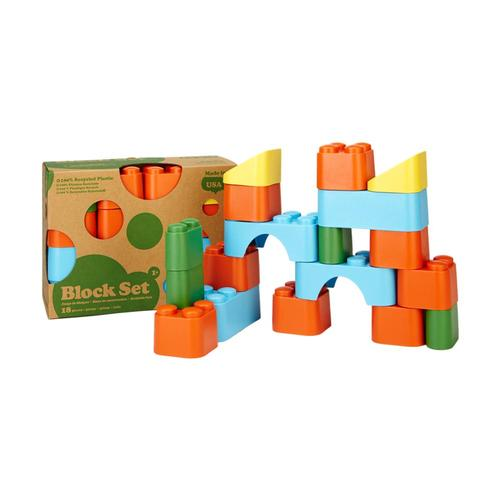 Green Toys Block Set