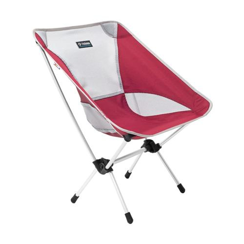 Big Agnes Helinox Chair One RHUBARB