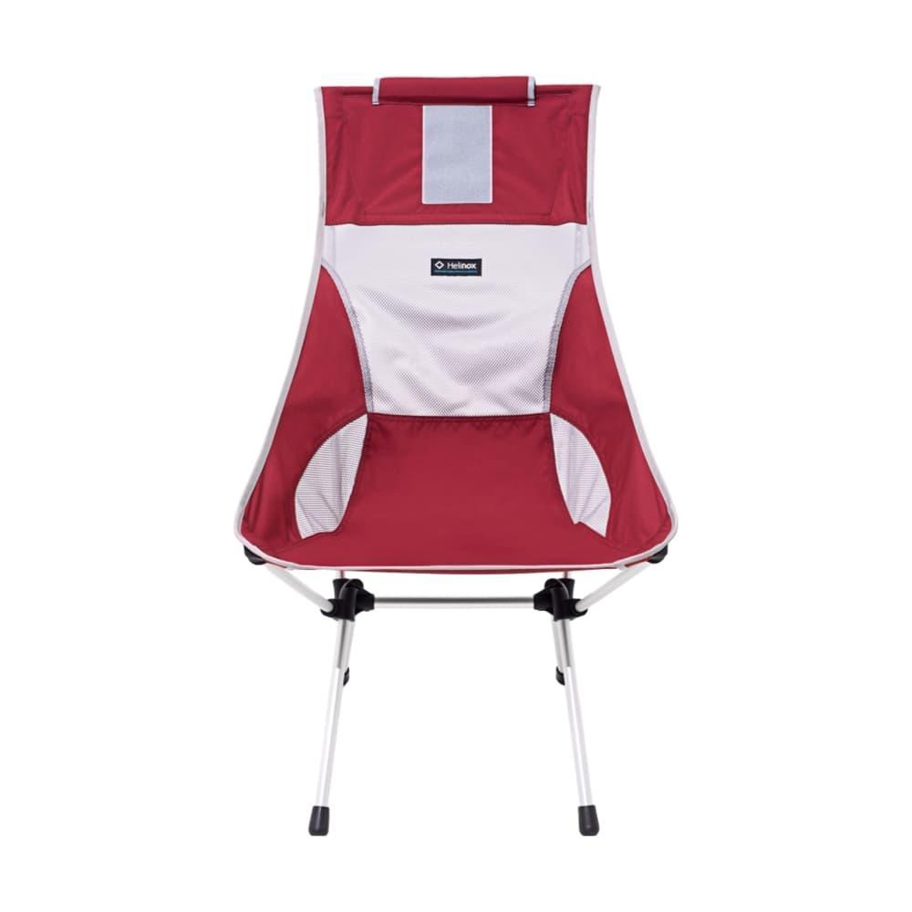 Big Agnes Helinox Sunset Chair RHUBARB
