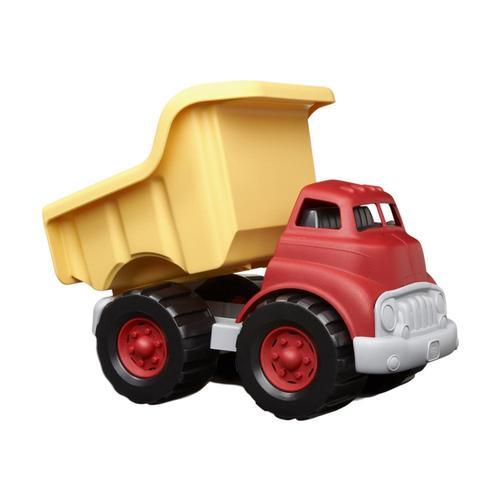 Green Toys Dump Truck .