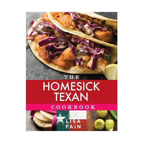 Homesick Texan Cookbook by Lisa Fain