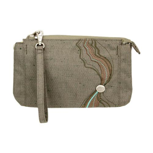 Haiku Women's Stride Wristlet Crossbody Bag