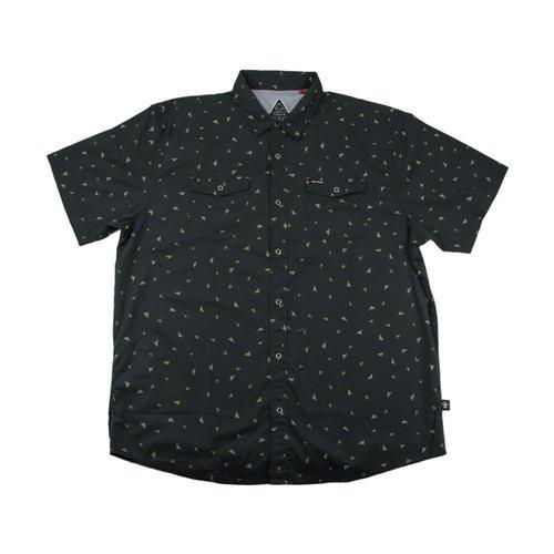 Howler Brothers Mens' H Bar B Tech Shirt