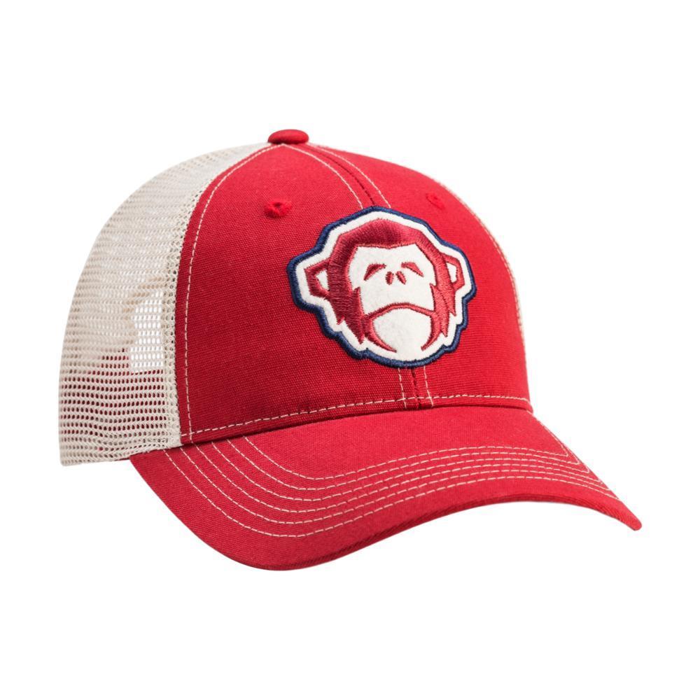 Howler Bros. El Mono Mesh-Back Hat RED