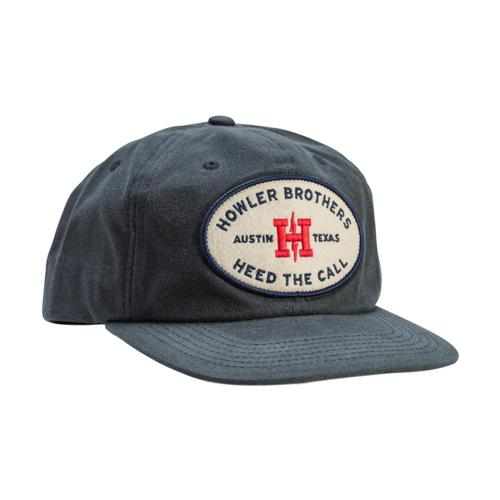 Howler Brothers Oval Snapback Hat