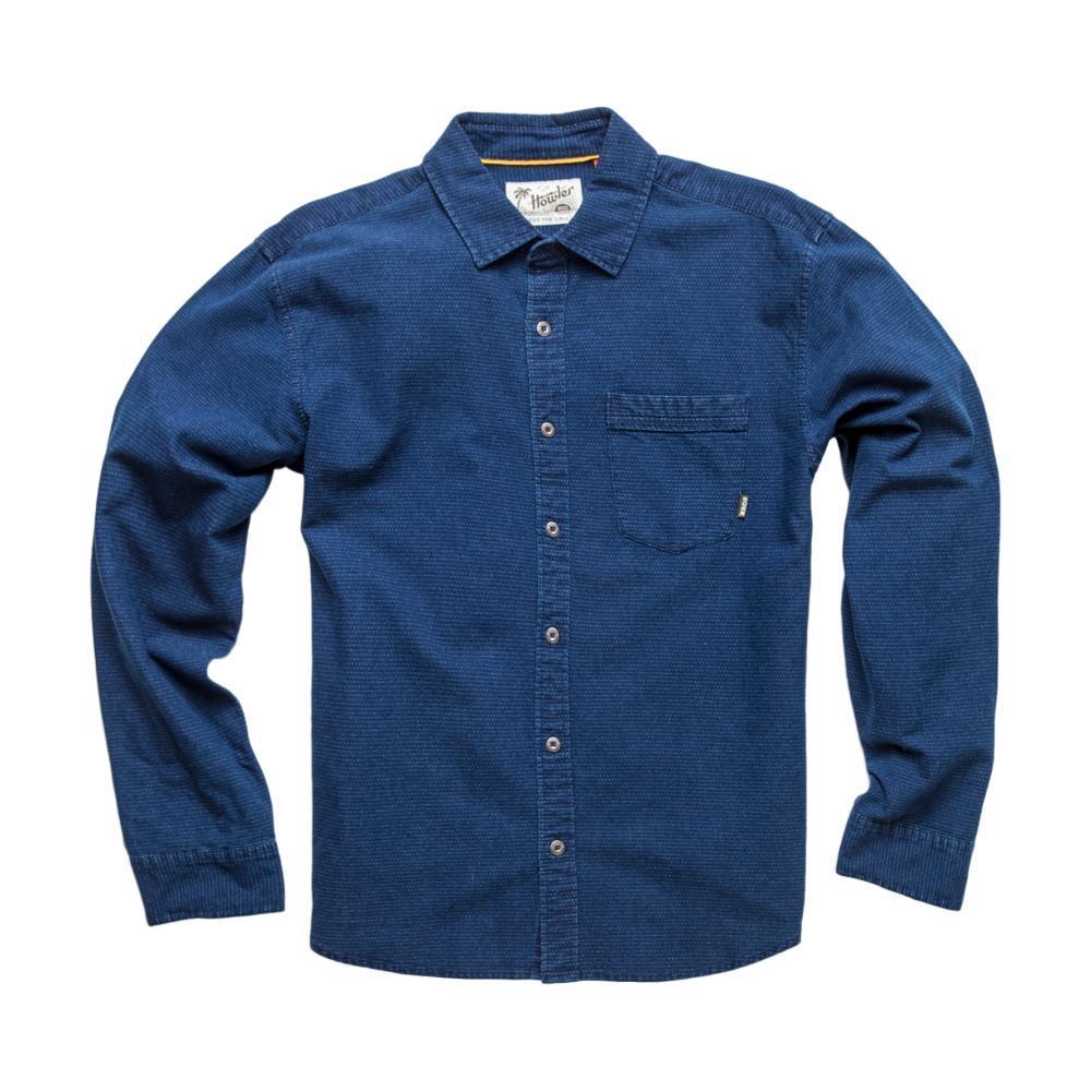 Howler Brothers Men's Colima Longsleeve Shirt DEEPBLUE