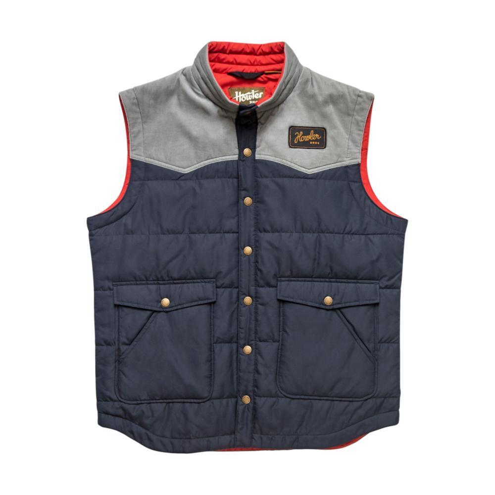 Howler Brothers Men's Rounder Vest DEEPBLUE