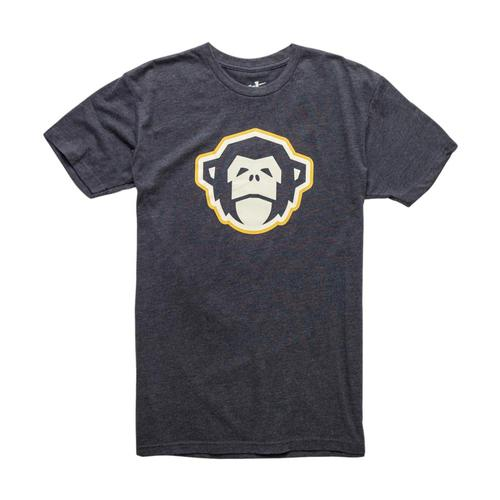 Howler Bros. Men's El Mono T-Shirt CHARCOAL