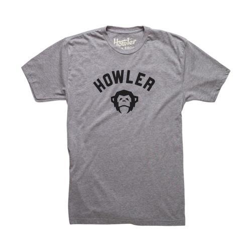 Howler Bros. Men's El Mono PE T-Shirt DKGREYHTHR