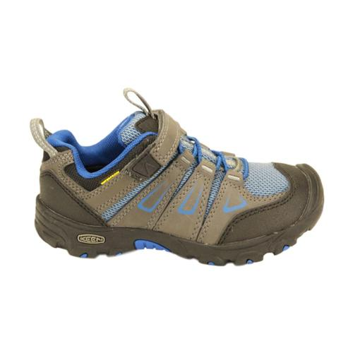 KEEN Little Kids Oakridge Waterproof Shoes Magnet_blu