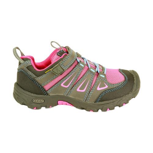 KEEN Little Kids Oakridge Waterproof Shoes Magn_berry