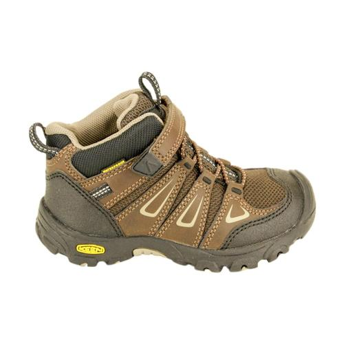 Keen Little Kids Oakridge Waterproof Shoes