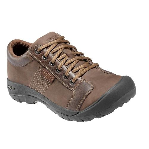 KEEN Men's Austin Shoes Brown