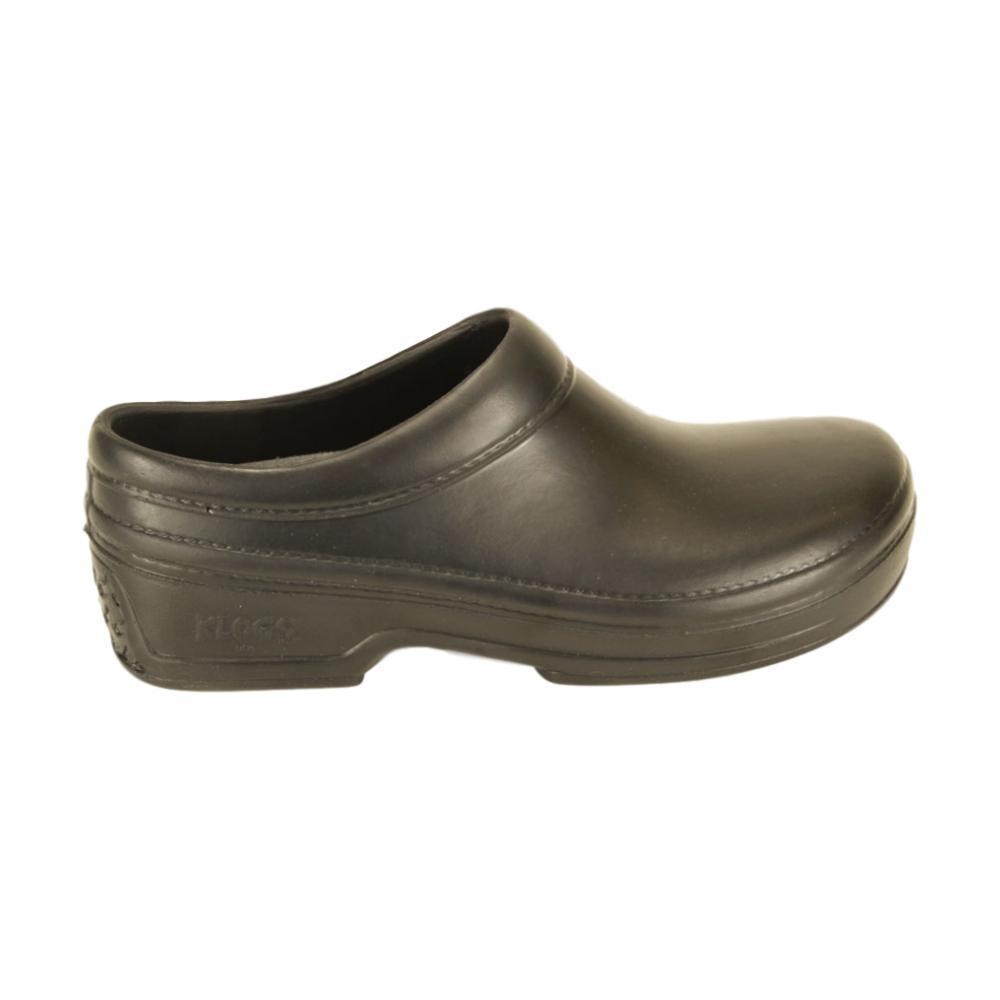 Klogs Footwear Men's Zest Non-Slip Shoes BLACK