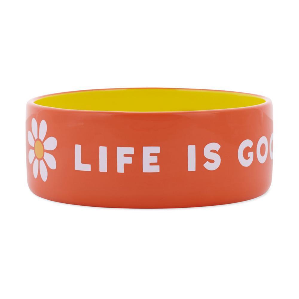 Life Is Good 13oz Ceramic Rocket Dog Bowl