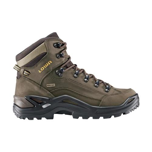 Lowa Men's Renegade GTX Mid Hiking Boots Sepia