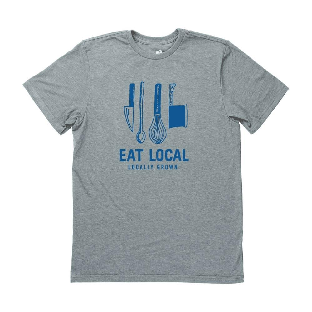 Locally Grown Unisex Eat Local Kitchen Tee HGLADE