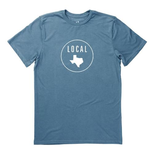 Locally Grown Unisex Texas Local Tee HURON