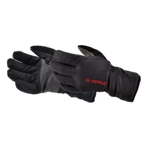 Manzella Men's Versatile Outdoor Gloves Black