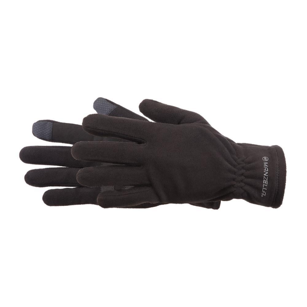 Manzella Women's Tahoe Ultra Touchtip Outdoor Gloves BLACK