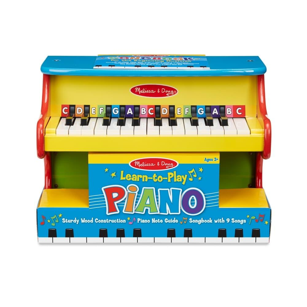 Melissa & Doug Learn- To- Play Piano