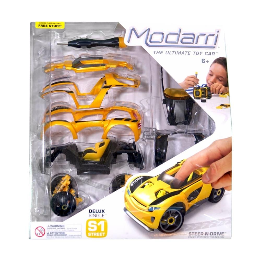 Modarri Delux S1 Stinger Car Set