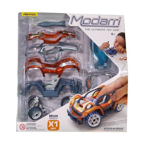 Modarri Delux X1 Dirt Car Set Single