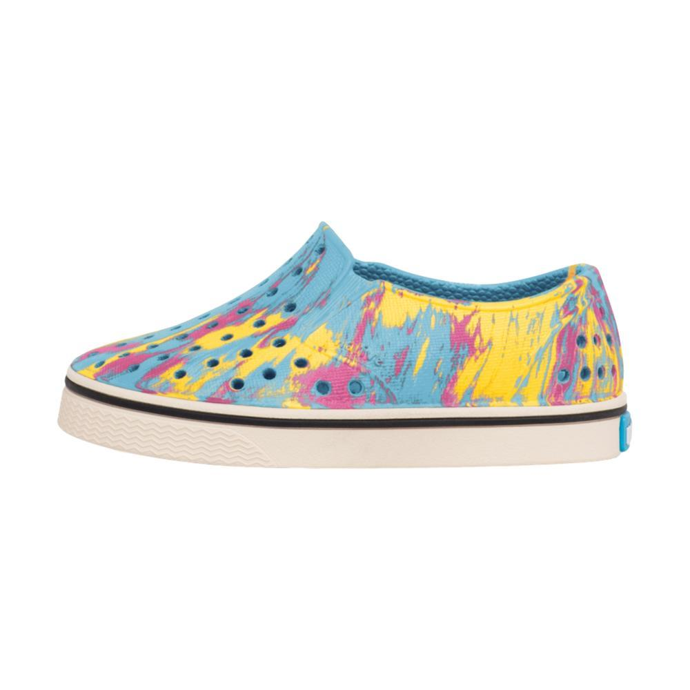 Native Kids Miles Marbled Shoes SURFBLUE