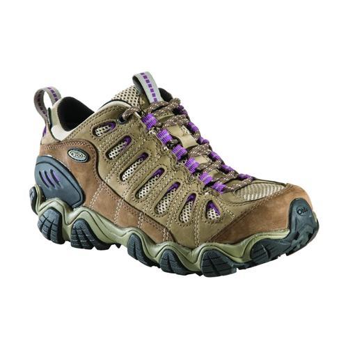 Oboz Women's Sawtooth Low WP Shoes Violet