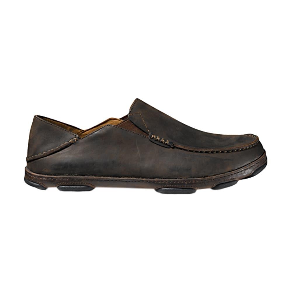 OluKai Men's Moloa Shoes WOODJAVA