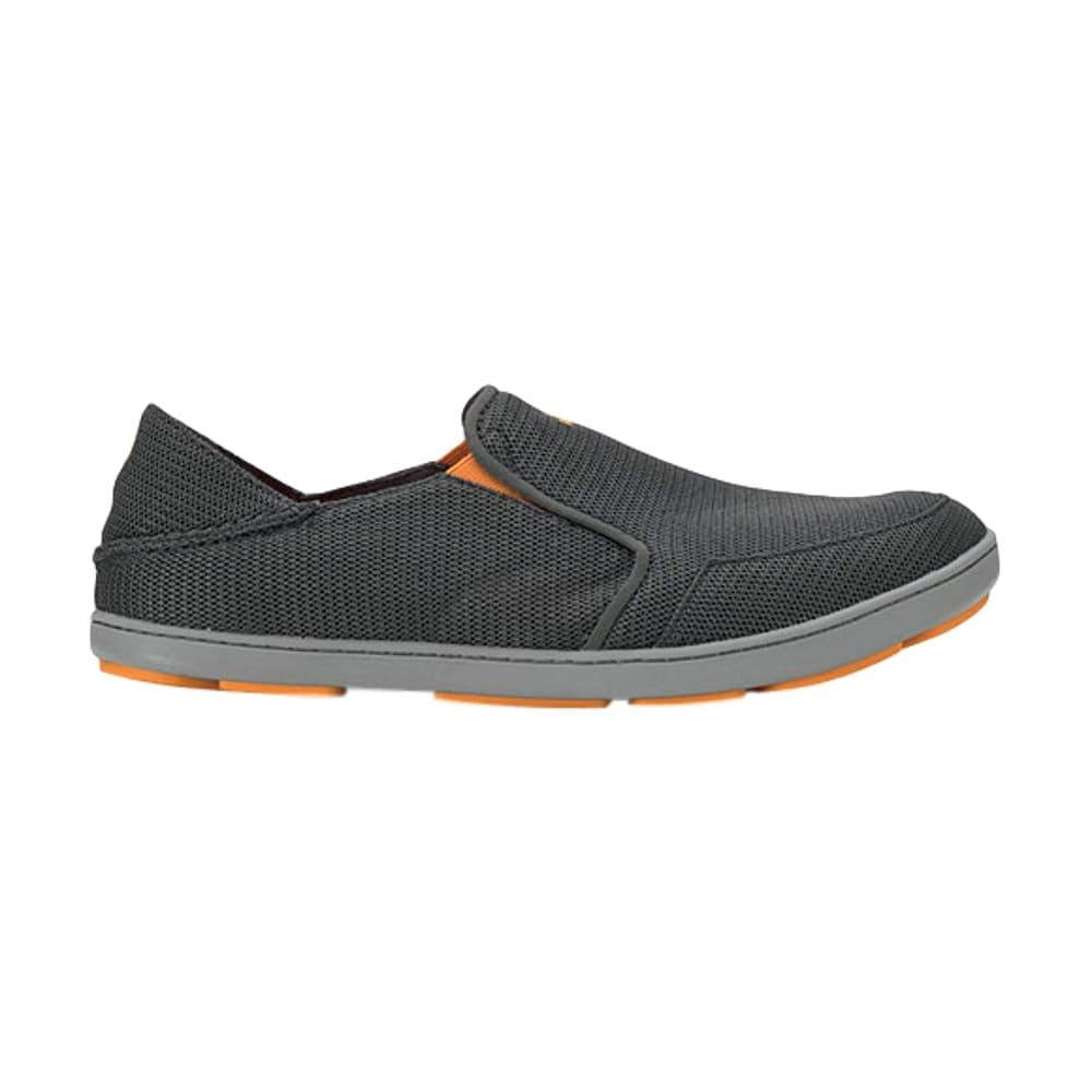 OluKai Men's Nohea Mesh Shoes DARKSHADOW