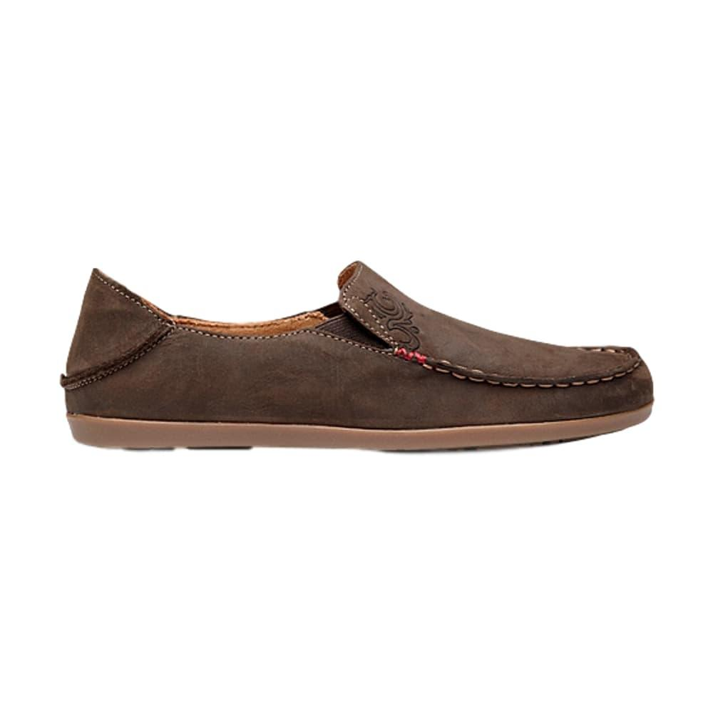 Olukai Women's Nohea Nubuck Shoes DRKJAVA