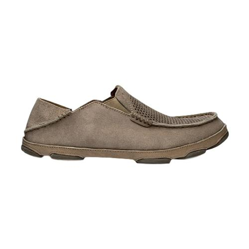 OluKai Men's Moloa Kohana Shoes Clay