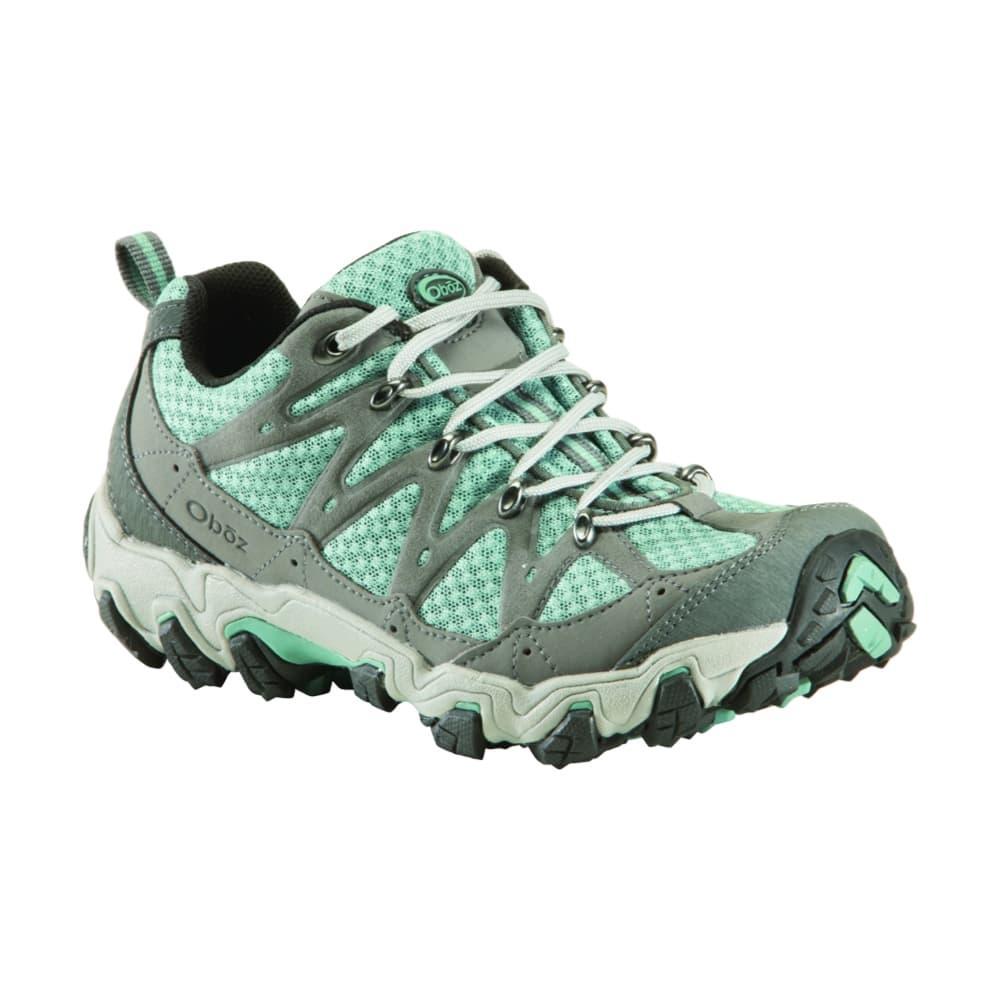 Oboz Women's Luna Low Hiking Shoes MINERALBLUE
