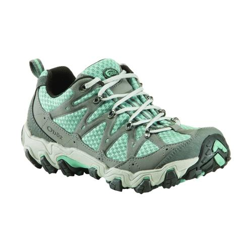 Oboz Women's Luna Low Hiking Shoes MINERALBLUE