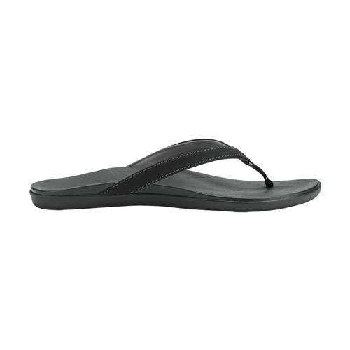OluKai Women's Hoopio Sandals Onyx