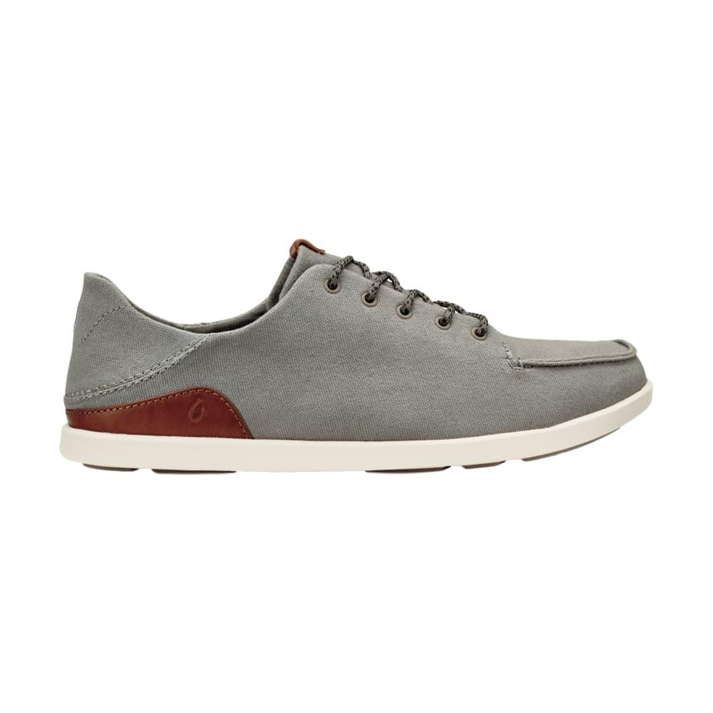 Olukai Men's Manoa Lace Up Shoes FOG