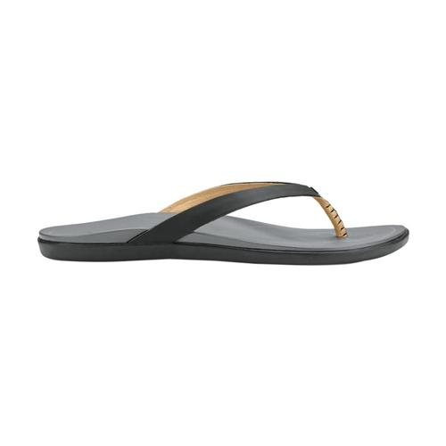 Olukai Women's Hoopio Leather Sandals
