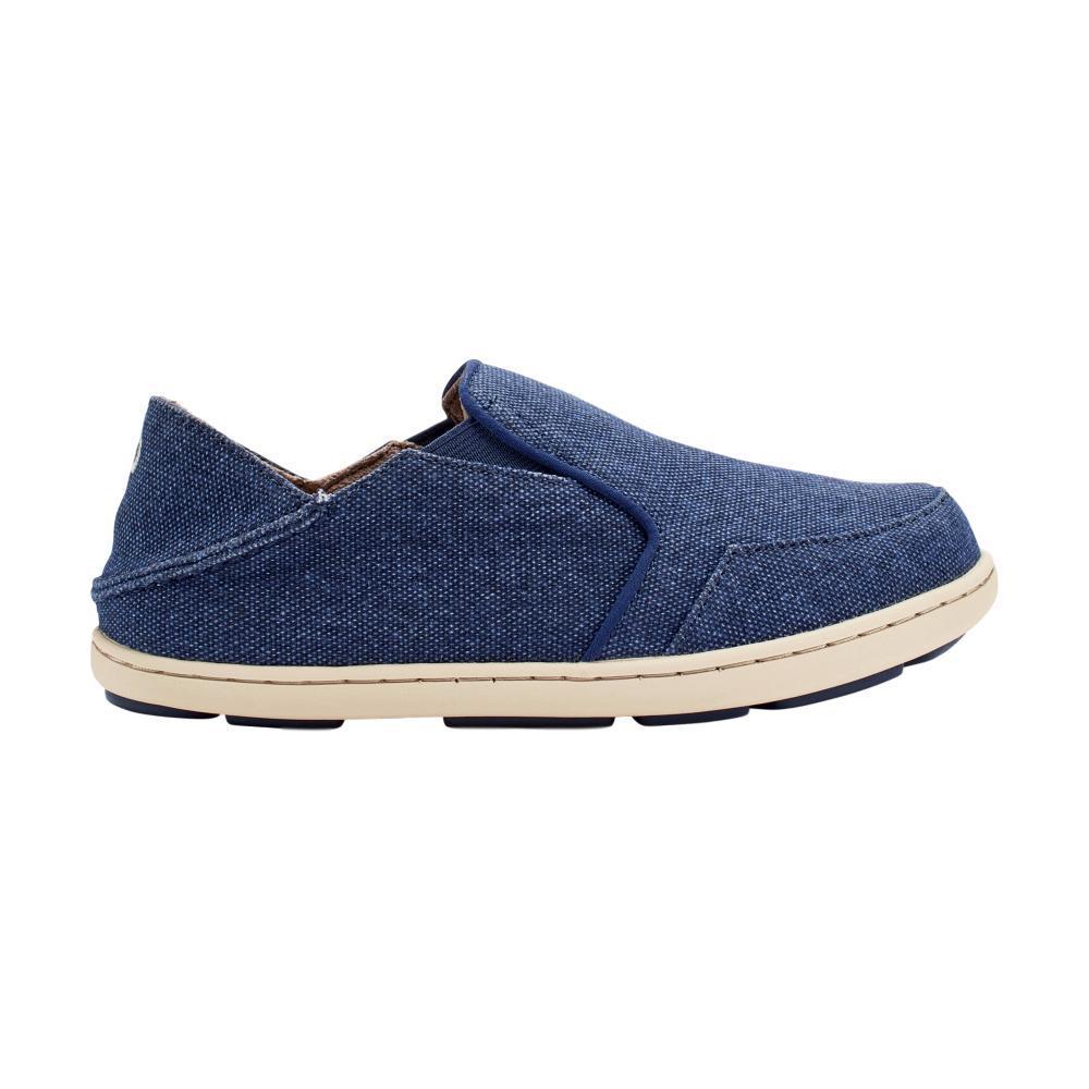 OluKai Kids Nohea Lole Shoes TRNCHBLU
