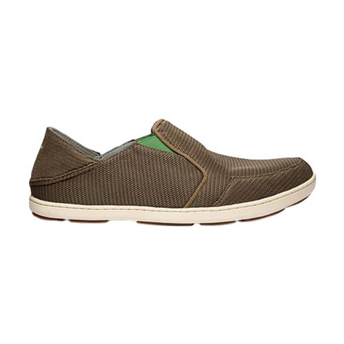 OluKai Men's Nohea Mesh Shoes Mustang