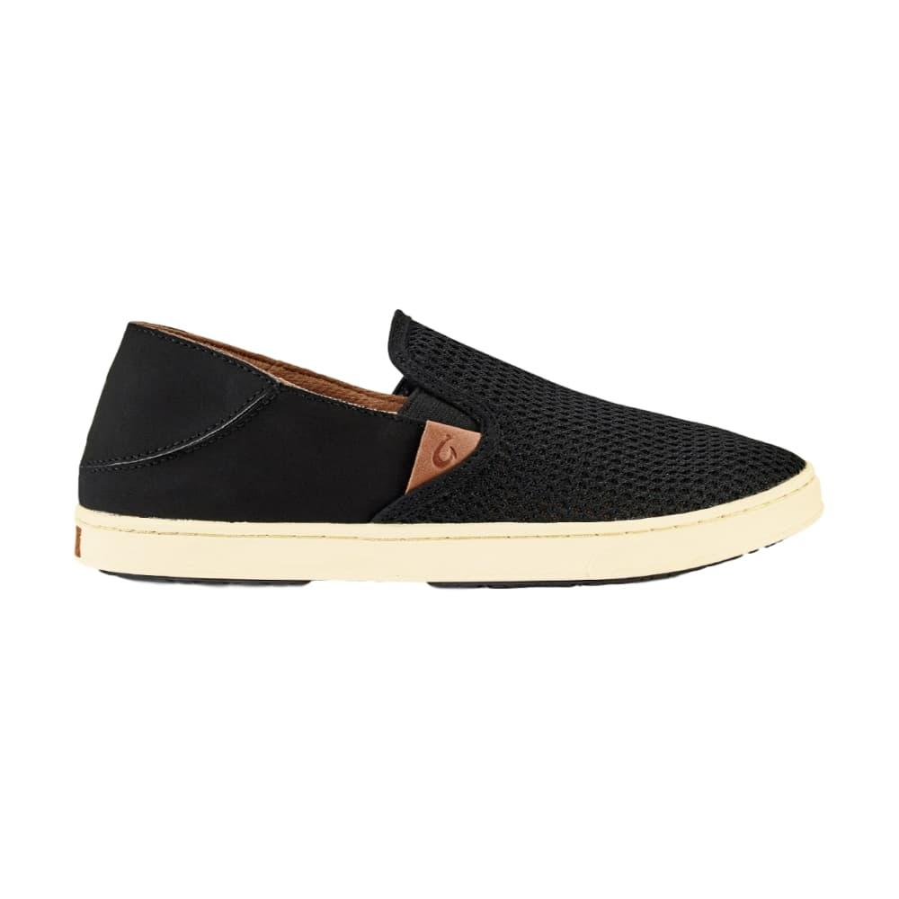 Olukai Women's Pehua Shoes BLACK